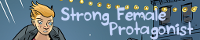 strong female protagonist banner